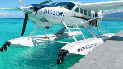 Airjuan seaplane