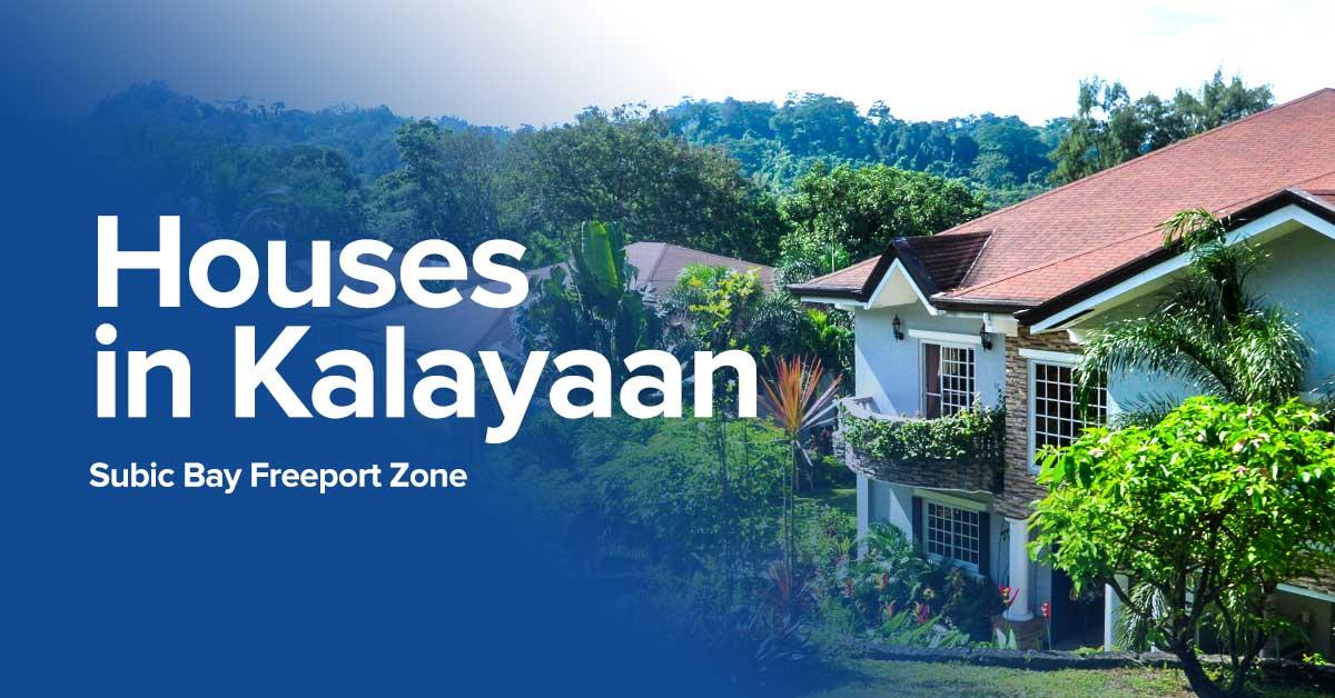 Kalayaan Heights - Housing at Subic Bay