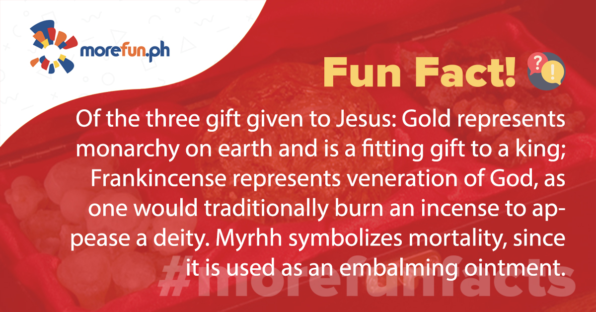 More Fun Facts! Christmas Edition Day 15 (12-15)