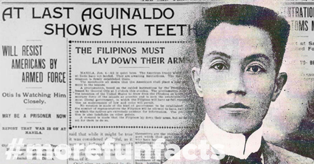 Did You Know…? (Aguinaldo's Counter Proclamation)